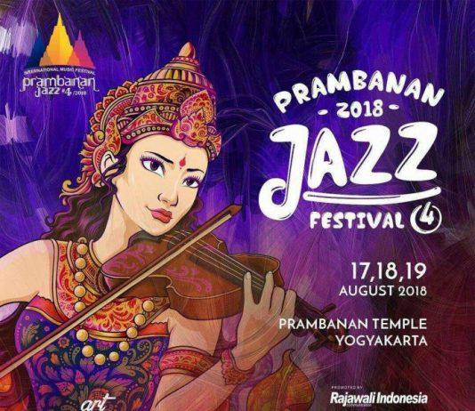 Prambanan Jazz Festival