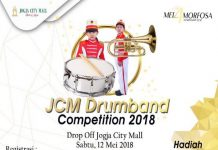 JCM Drumband Competition