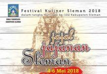 festival kuliner sleman