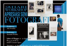 workshop apresiasi seni fotografi
