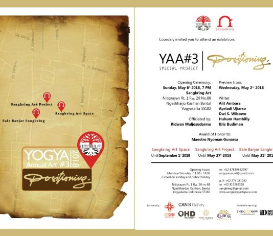 Yogya Annual Art