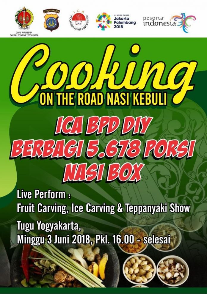 Cooking On The Road